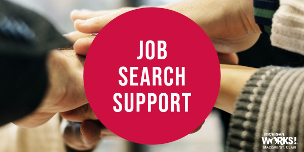 Job Search Support @ Michigan Works! Clinton Township | Clinton Township | MI | US